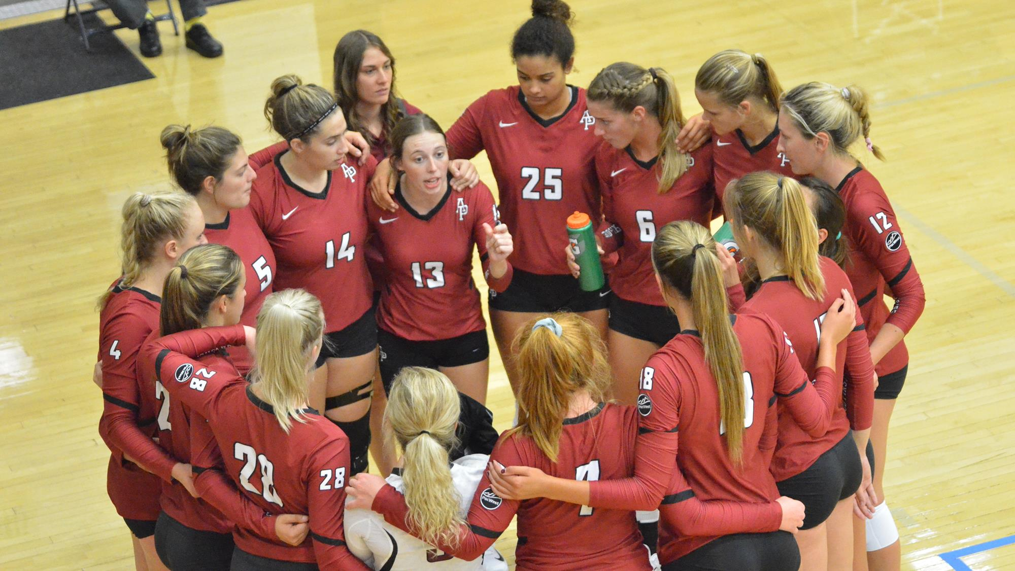 2017 Volleyball Preview Azusa Pacific University Athletics