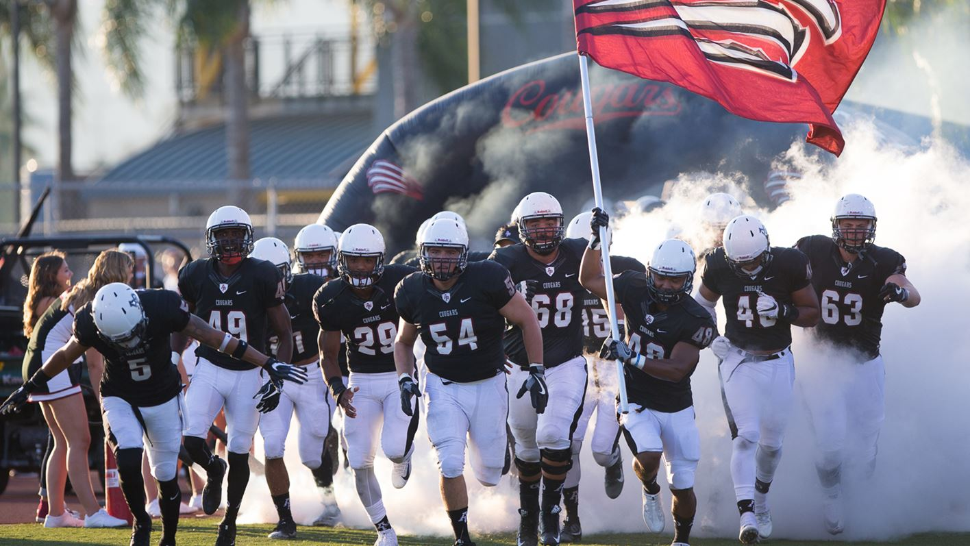 new style 5612b d0805 Football Hosts Top-25 Clash: Game Day Info - Azusa Pacific ...