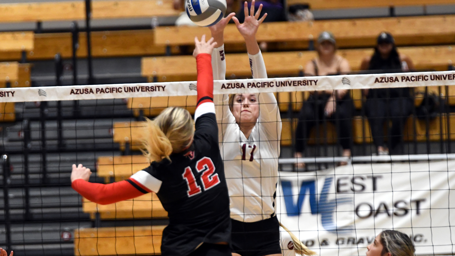 Miller Moves Into Third All Time Azusa Pacific University Athletics
