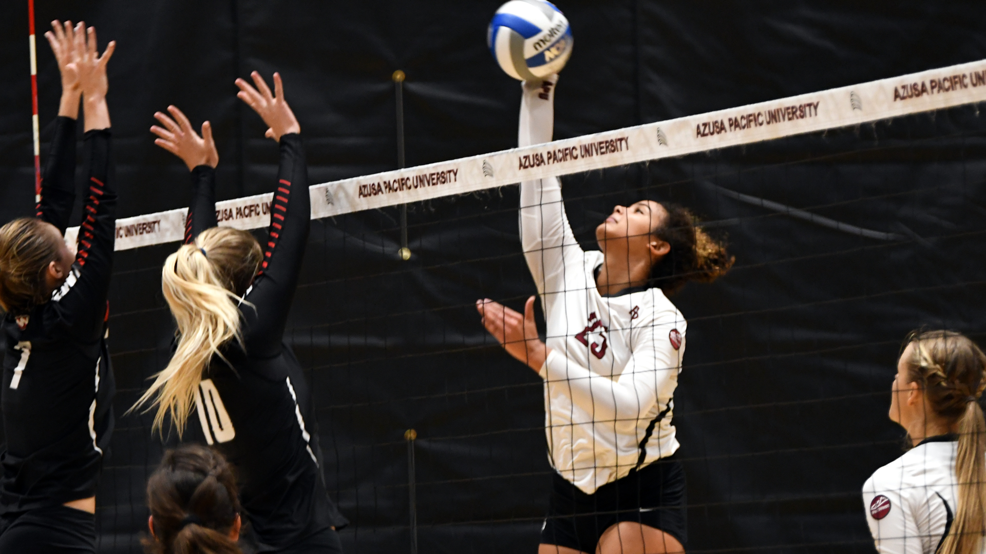 Cougars 7th In First Volleyball Regional Rankings Azusa Pacific University Athletics