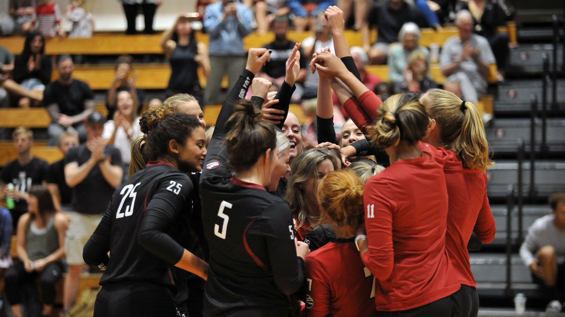 Volleyball Adds Four To 2019 Signing Class Azusa Pacific University Athletics