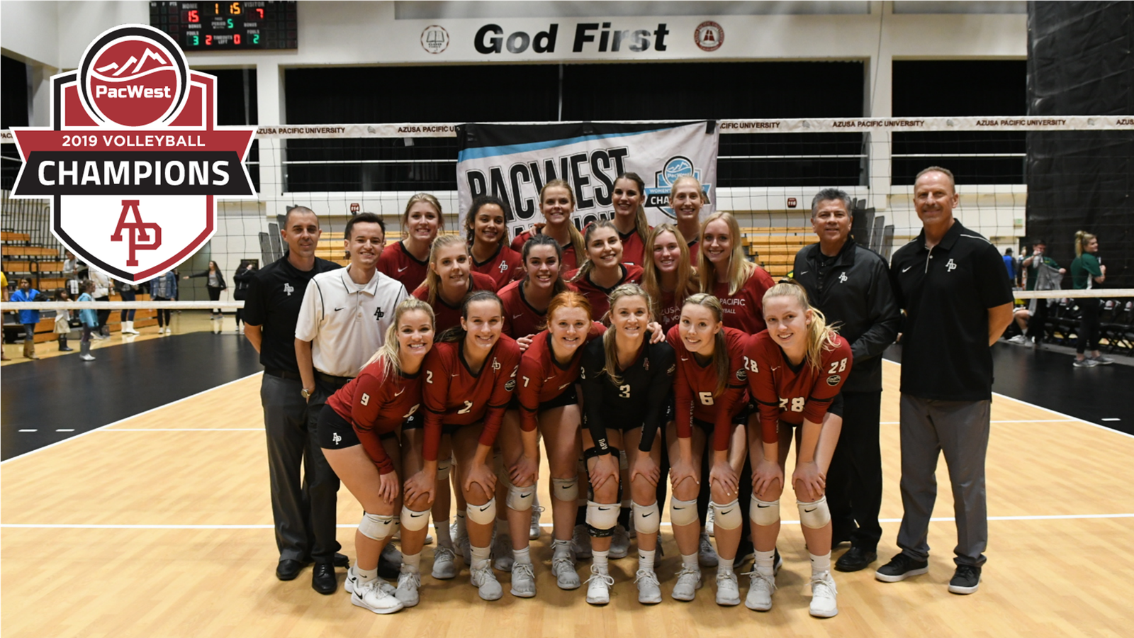 2019 Women S Volleyball Roster Azusa Pacific University Athletics
